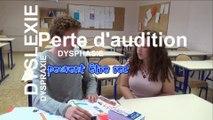 """#SemaineLFM : """"handicap invisible"""", court métrage réalisé au Lycée français de Valence"""