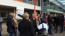 Manifestation pour l'hôpital, 330 personnes dans le cortège