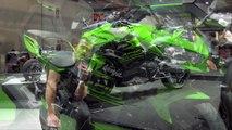 Kawasaki 400 Ninja, nouveauté 2018 - salon moto de Milan (EICMA 2017)