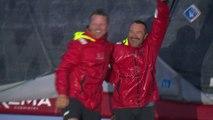 Voile : Lalou Roucayrol vainqueur de la Transat Jacques-Vabre