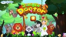 Fun Animal Doctor Care Games - Kids Learn Jungle Animals Fun Doctor Care Activities Games For Kids