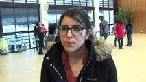 L'interview du docteur Fatima Bouriche, médecin à l'Hôpital de Martigues.