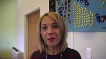 Linda Bouchicha, adjointe à la jeunesse, à la formation et à la citoyenneté