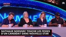 Nouvelle Star : Un membre du jury touche les fesses d'un candidat, Twitter sous le choc (Vidéo)