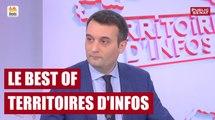 Invité : Florian Philippot – Best of Territoires d'infos (16/11/2017)
