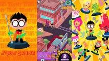 Teeny Titans - A Teen Titans Go iPhone Gameplay Walkthrough Part 2