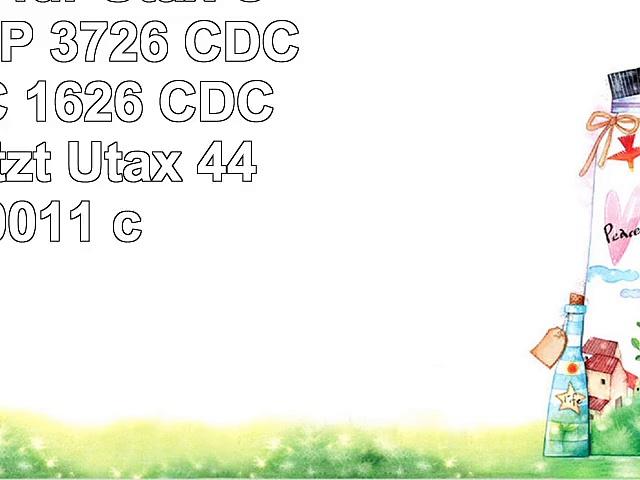 Neu Toner für Utax CDC 1726  CLP 3726  CDC 5526L  CDC 1626  CDC 5526 ersetzt Utax