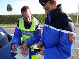 La gendarmerie lance les contrôles routiers par tablette