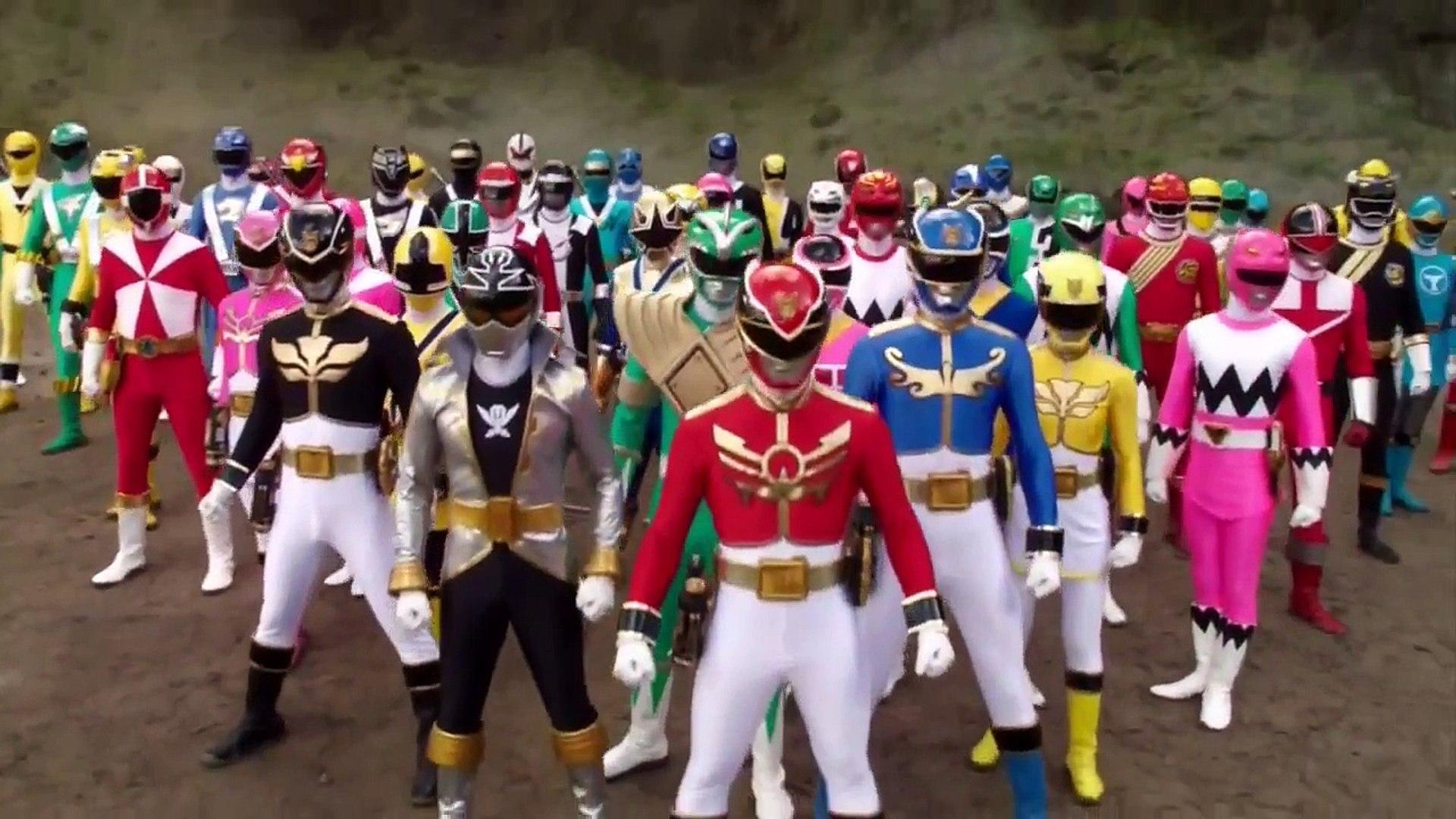 Power Rangers Super Megaforce 6 Video Dailymotion
