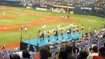 社会人野球2017第43回日本選手権/新日鐵住金かずさマジックの応援「ボンバーかずさ」がすごい(2017.11.03)