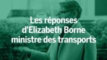 Harcèlement, retards, handicap : les réponses d'Elisabeth Borne, ministre des transports