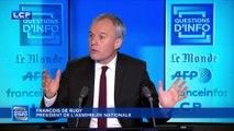 Rugy n'écarte par une fusion LCP-Public Sénat