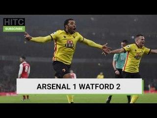Premier League Review Matchweek 23