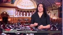 Le Sénat supprime à son tour le RSI - Les matins du Sénat (16/11/2017)