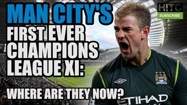 MAN CITY'S First EVER Champions League Starting XI: Where Are They Now?