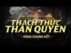 Tong ket giai Solo Lee Sin Vong chung ket