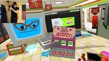 Job Simulator Gameplay - VR Convenience Store Clerk! - Lets Play Job Simulator VR HTC Vive