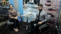 Interview com Fisioterapeuta Natã Ramalho especialista em coluna e formado em Quiropraxia