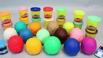 Surprise Eggs Play Doh Disney Frozen Thomas Toy 서프라이즈 에그 플레이도우 뽀로로 폴리 타요 장난감