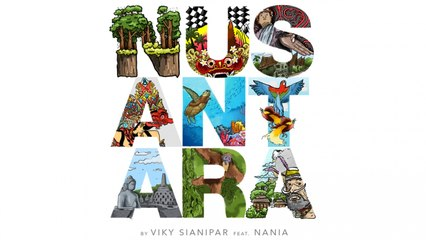 Viky Sianipar Ft. Nania - Nusantara - (Official Music Video)