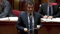 PLFSS : Gérard Darmanin sur l'amendement du gouvernement sur la fiscalité des cigares