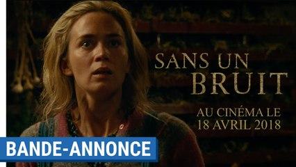 SANS UN BRUIT : Bande-Annonce [au cinéma le 18 avril 2018]