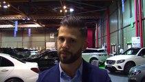 Julien Didier, commercial Mercedes