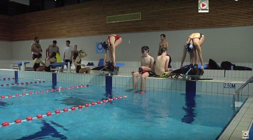 Auray: Les Sirenes du Palm Auray Club - Bretagne Télé