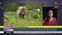 Colombia: presentarán firmas para exigir protección a líderes sociales