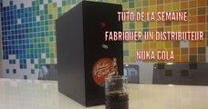 Fabriquer un distributeur de Nuka Cola - Tuto de la semaine