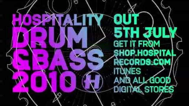 Hospitality: Drum+Bass 2010 - Stanza Minimix