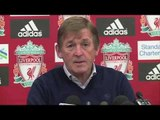 Kenny Dalglish refuses to talk about Luis Suarez racism charge