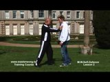 Self-defence Lesson 2 - Distance control with hook block