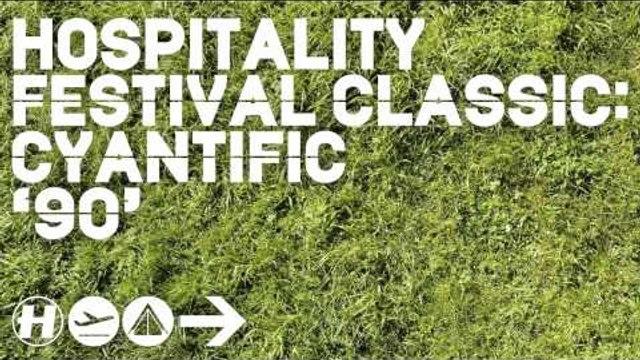 Cyantific 90 - Hospitality Festival Classic