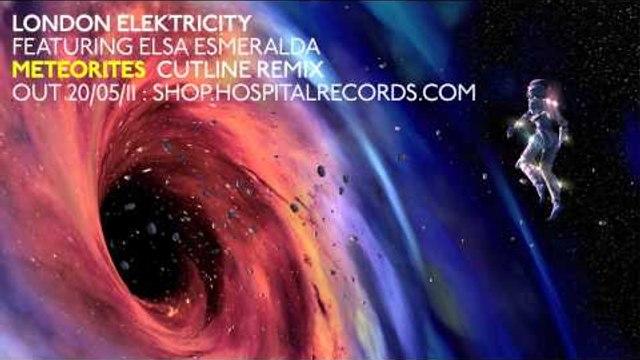 London Elektricity - Meteorites ft. Elsa Esmeralda (Cutline Remix)