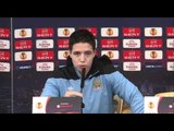 Manchester City v Porto     Samir Nasri vows to improve for City