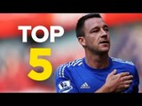 Top 5 Most Hated Footballers