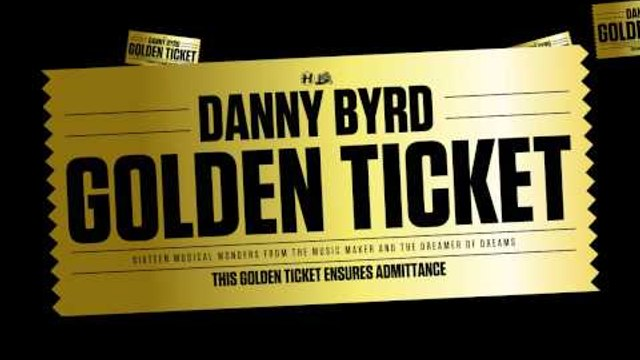 Danny Byrd - Like A Byrd (feat. Saint Louis)