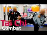 Tai chi combat tai chi chuan - How to block kickin tai chi combat. Q10
