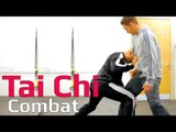 Tai chi combat tai chi chuan - tai chi Leg take down. Q31