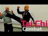 Tai chi combat tai chi chuan -tai chi fast Kicking. Q47