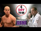 Bellator MMA -  Master Wong Taps out in MMA | Seni 4 day countdown