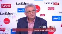 Pierre Laurent veut « bouger beaucoup de choses » au PCF mais « pas abandonner le nom communiste »