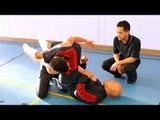Street self defence seminar in Cambridge - Master Wong