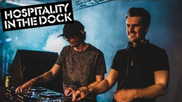 Fred V & Grafix @ Hospitality In The Dock (Tobacco Dock/London)