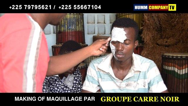 Premier film Zombie ivoirien