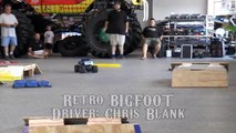Modified Monster Truck Freestyle from August 23, new - Trigger King R/C Monster Trucks