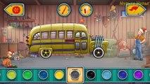 Tow Trucks for kids | Emergency Vehicles - Car Trucks - School Bus |Trucks Videos for children