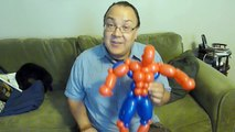 Advanced Super Hero Balloon Animal Tutorial (Balloon Twisting and Modeling #19)