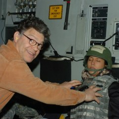 This woman was allegedly groped by Al Franken. Now she's telling her story. [Mic Archives]